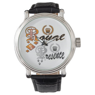 Royal Presence (text) Watch