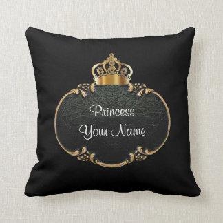 Royal Princess Throw Pillows