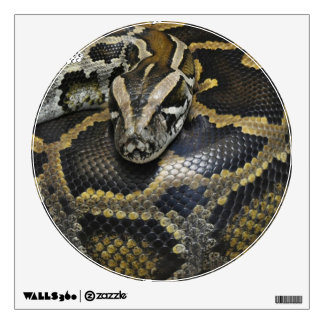 """Royal Python"" design products Wall Sticker"