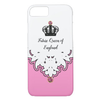 Royal Queen Monarchy Crown Jewel Case-Mate iPhone Case
