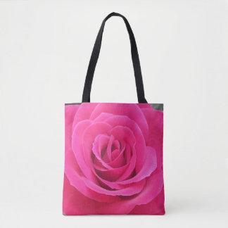 Royal Red Rose Tote Bag