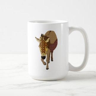 Royal Reindeer Mug