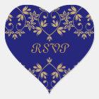 Royal RSVP Stickers