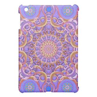 Royal Seal Mandala iPad Mini Case