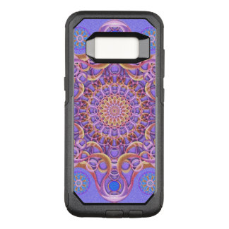 Royal Seal Mandala OtterBox Commuter Samsung Galaxy S8 Case
