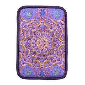 Royal Seal Mandala Sleeve For iPad Mini
