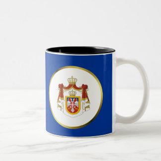 Royal Serbian Crest Mug