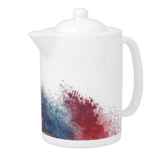 Royal Splash: Teapot