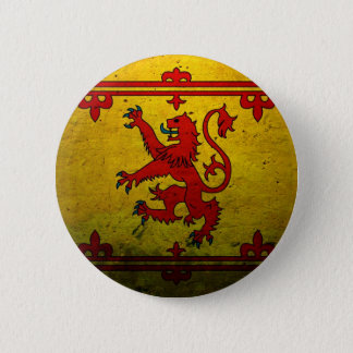 ROYAL STANDARD OF SCOTLAND 2 INCH ROUND BUTTON