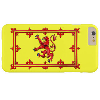 Royal Standard Of Scotland Barely There iPhone 6 Plus Case