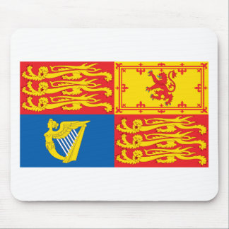 Royal Standard of The United Kingdom Mouse Pad