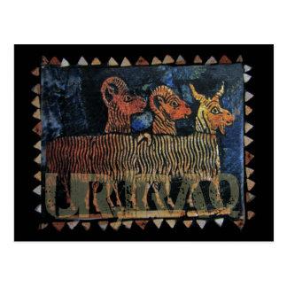 Royal Standard of Ur Iraq Postcard