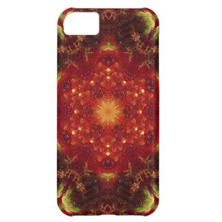 Royal Star Crest Mandala Case For iPhone 5C
