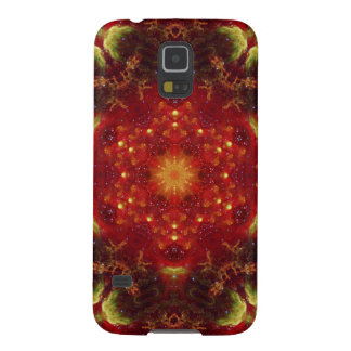 Royal Star Crest Mandala Cases For Galaxy S5