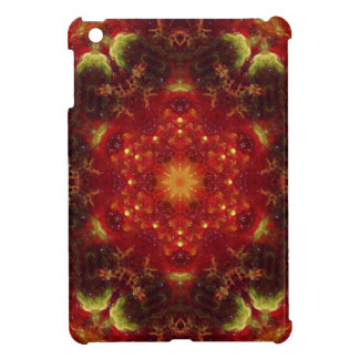 Royal Star Crest Mandala Cover For The iPad Mini