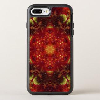 Royal Star Crest Mandala OtterBox Symmetry iPhone 8 Plus/7 Plus Case