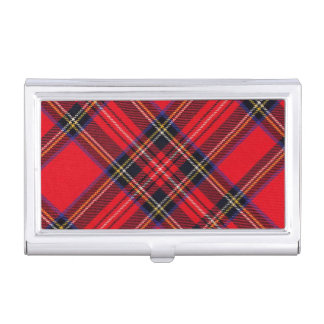 Royal Stewart Business Card Holders