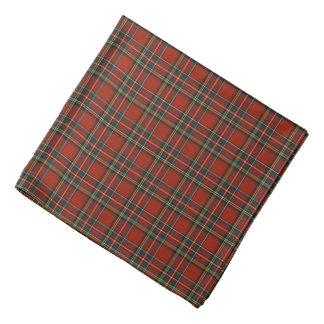 Royal Stewart Classic Red Tartan Bandana