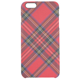 Royal Stewart Clear iPhone 6 Plus Case