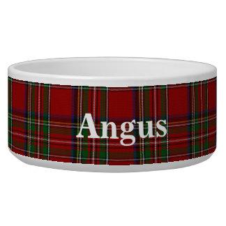 Royal Stewart Custom Tartan Plaid Pet Bowl