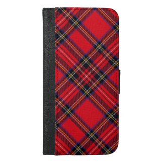 Royal Stewart iPhone 6/6s Plus Wallet Case