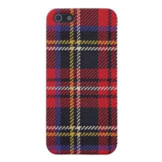 Royal Stewart Tartan Plaid iPhone Case iPhone 5/5S Cases