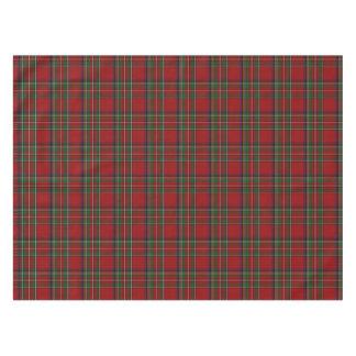 Royal Stewart Tartan Plaid Table Cloth Tablecloth