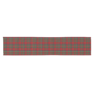 Royal Stewart Tartan Plaid Table Runner
