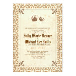 Royal Storybook Fairytale Invitation