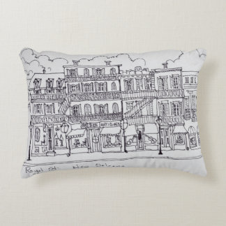 Royal Street | New Orleans, Louisiana Accent Pillow