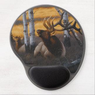 """Royal Summons"" Elk Mouse Pad"