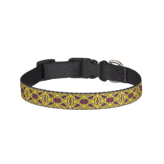 Royal   Tiled Dog Collars