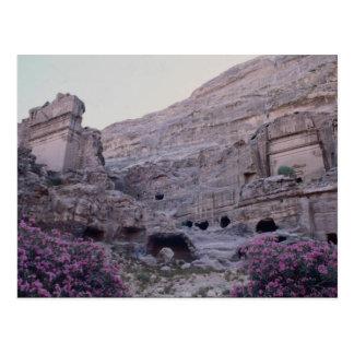 Royal Tomb Complex, Petra, Jordan Postcard