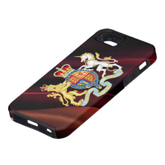 Royal UK Case For The iPhone 5