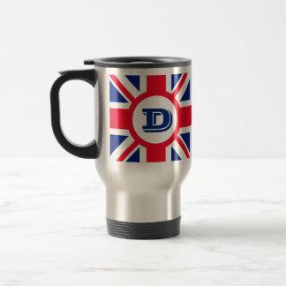Royal Union Jack Travel Mug