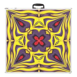 "Royal  Vintage Kaleidoscope 96"" Pong Table"