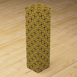 Royal Vintage Kaleidoscope Wine Gift Box