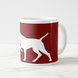 Royal Vizsla mug - large