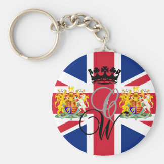 Royal Wedding 2011 Keychain