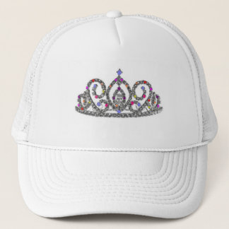 Royal Wedding/Bride's Tiara Trucker Hat