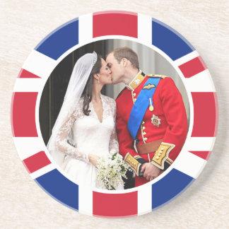 Royal Wedding Coaster