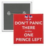 Royal wedding - Kate & William - 29th april 2011 2 Inch Square Button