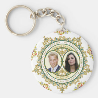 Royal Wedding Keychain