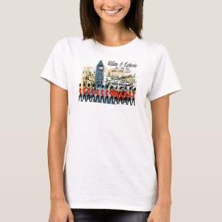 Royal Wedding March Past Big Ben T-Shirt