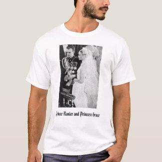 Royal Wedding, Prince Ranier and Princess Grace T-Shirt