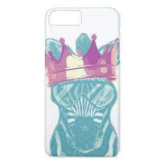 Royal Zebra phone case