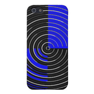 RoyalBlue Case Savvy Matte Finish iPhone 5/5S Case
