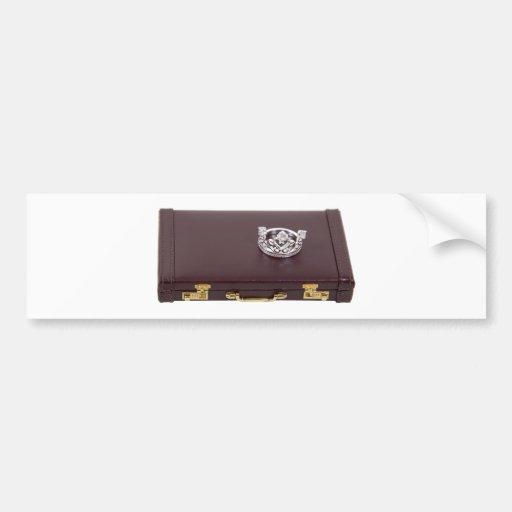 RoyalBusinessTreatment123109 Bumper Sticker