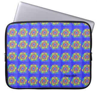 royalflower laptop sleeve