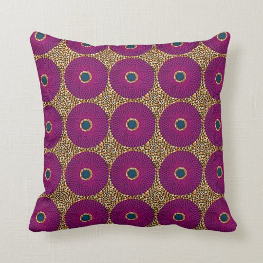 Royality Throw Pillow